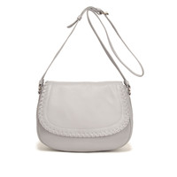 Abby Crossbody | Moon Grey