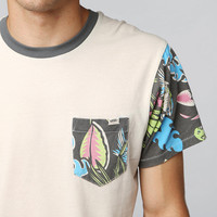Urban Outfitters - Vans Foster Contrast Pocket Tee