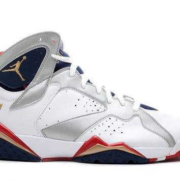 "AIR JORDAN 7 RETRO ""FOR THE LOVE OF THE GAME""BASKETBALL SNEAKER"