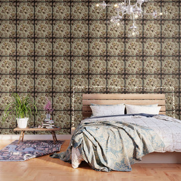 Vintage florals2 Wallpaper by jessycat