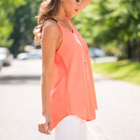 Better Than Ever Tank, Neon Pink