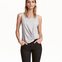 H&M Top with Tie Detail $17.99