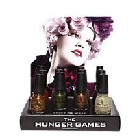 """Hunger Games 12-piece Complete """"Capitol Colours"""" Nail Polish Set"""