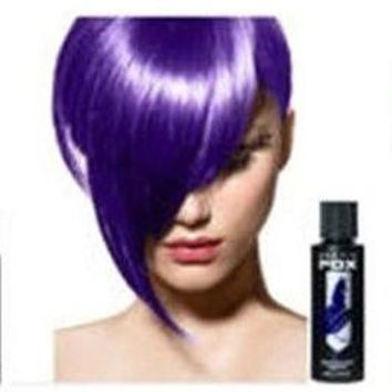 Arctic Fox Purple Rain Semi Permanent Hair Color - 4 oz.