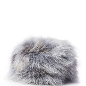 Inverni Coyote Fur Hat Grey
