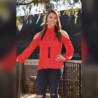 As Long As You Love Me Top: Red