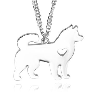 Stylish Gift New Arrival Jewelry Shiny Accessory Creative Animal Dogs Fashion Necklace [6033881857]