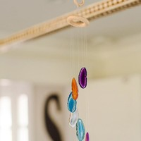 Agate Wind Chimes Mobile