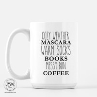 Cozy Weather - Mug