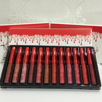 Kylie 12 Colors Cute Cosmetic Lips Set [10968723724]