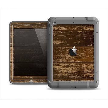 The Old Worn Wooden Planks V2 Apple iPad Mini LifeProof Fre Case Skin Set