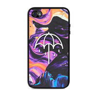Bring Me The Horizon Thats The Spirit Art Band Iphone 4s Case
