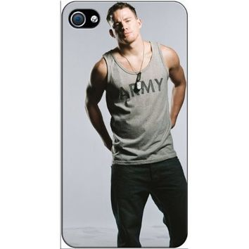 Channing Tatum 6 - iPhone 4 / 4S Case