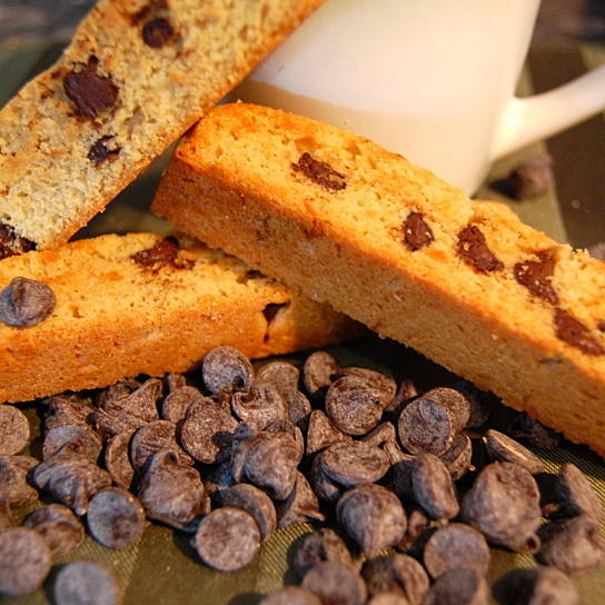 Bacon Chocolate Chip Biscotti from OpenSky | Chocolate Lovers