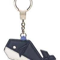 Kate Spade Whale Keychain Blue Multi ONE