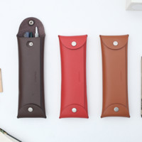 Genuine Leather Folding Pocket