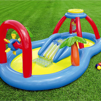 Intex Windmill Blow Spray Play Center Pool