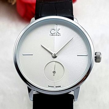 CK 2019 new women's simple and versatile quartz watch