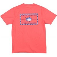 Southern Tide Original Skipjack Tee for Men 1610 Available in Other Colors