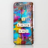 Only love 5 iPhone & iPod Case by Ylenia Pizzetti | Society6