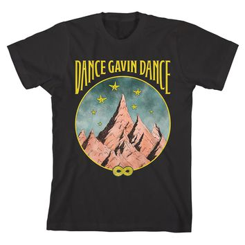 Mountain/Stars Black : DGD0 : MerchNOW - Your Favorite Band Merch, Music and More