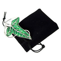 LoTR Elven Leaf Brooch - buy at Firebox.com