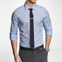 EXTRA SLIM 1MX SPREAD COLLAR SHIRT