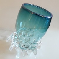 Axiom Glass Tipsy Cups