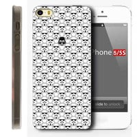 Star Wars Multi Stormtrooper Print Phone Case for Iphone 5 5s