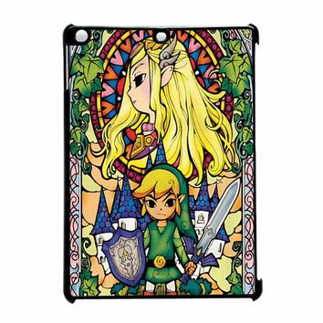 Triforce The Legend Of Zelda Three iPad Air Case