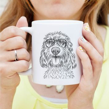 Clover the Cockapoo - Mug