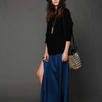Free People After All Maxi Skirt