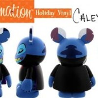 2013 Halloween Vampire Stitch Disney Vinylmation 3'' Figure UNOPENED Cute