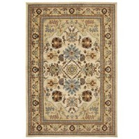Home Decorators Collection Charisma Butter Pecan 8 ft. x 10 ft. Area Rug-406356 - The Home Depot