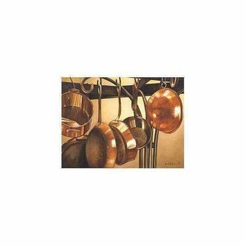 Copper Kettles (Small)