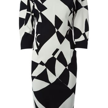 By Malene Birger 'Teash' printed dress