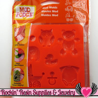 Mod Podge Mod Melts BABY Child SILICONE MOLD