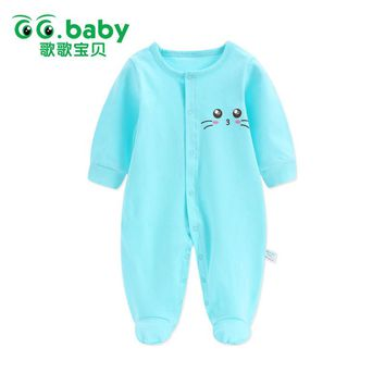 Newborn Sleepwear Jumpsuit Infantil Baby Girl Boy Rompers Romper Clothes Baby Jumpsuit Monkey Baby Clothes Cotton Roupas Meninos