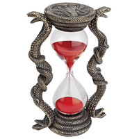 Park Avenue Collection Egyptian Cobra Goddess Sandtimer
