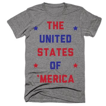 The United States Of 'Merica