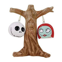NBX JACK AND SALLY HEADS SALT AND PEPPER