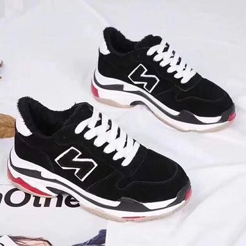 New Balance Women Fashion Breathable Sneakers Sport Shoes