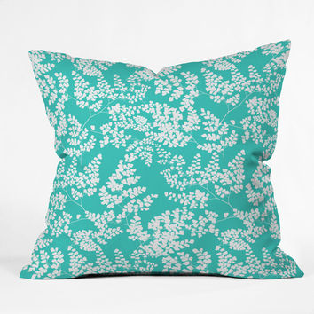 Aimee St Hill Spring 2 Outdoor Throw Pillow