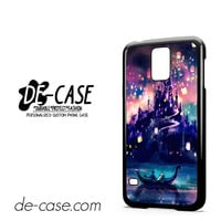 Disney Night Tangled The Lights For Samsung Galaxy S5 Case Phone Case Gift Present