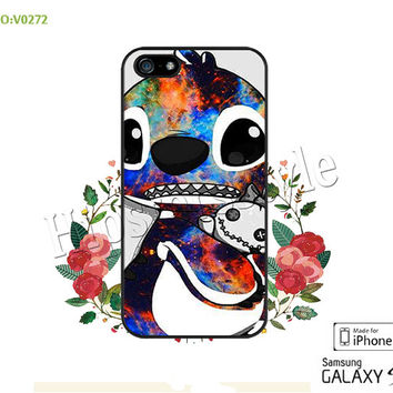 Phone case iPhone 5/5S/5C Case, iPhone 4/4S Case, stitch, S3 S4 S5 Note 2 Note 3 Case for iPhone-B0272