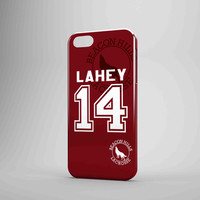 Teen Wolf Isaac Lahey Lacrosse Jersey iPhone Case Samsung Galaxy Case FDL 3D