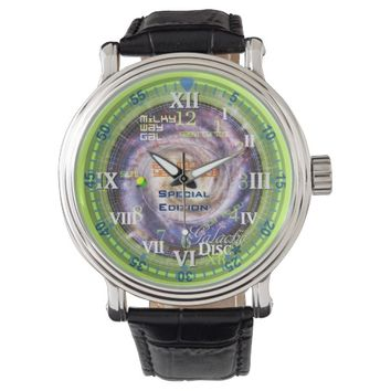 250 Million Year Cycle Galactic Disc XR25 Watch