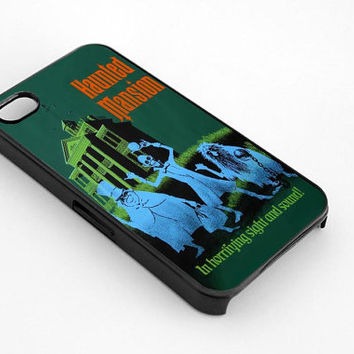 Haunted Mansion for iphone 4/4s case, iphone 5/5s/5c case, samsung s3/s4 case cover