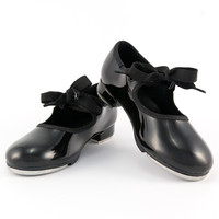 Child Patent Leather Tap Shoes TA-35 (NO RETURNS)