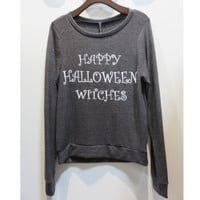 Happy Halloween French Terry Sweatshirt